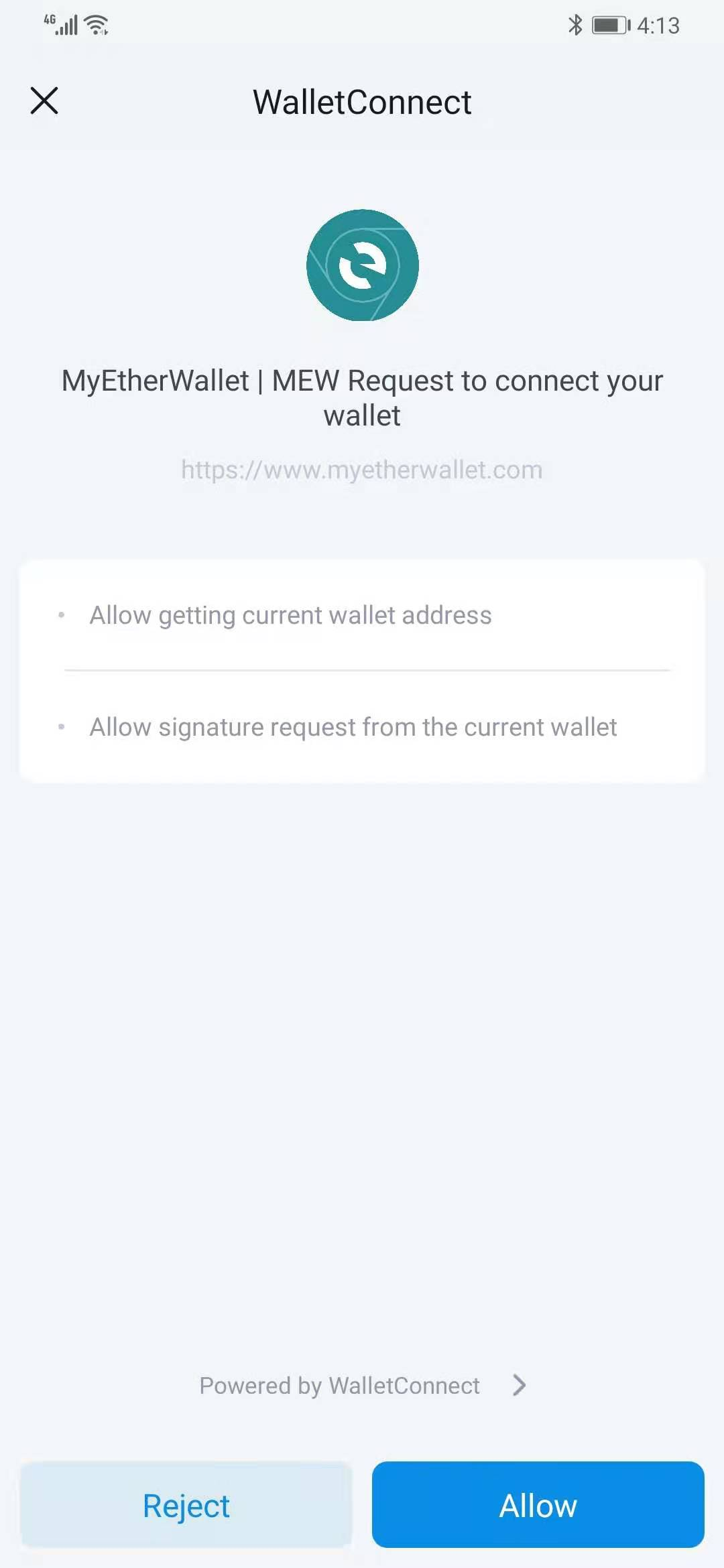 Connect Wallet5